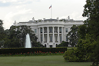 The White House in Washington D.C. on August 1, 2011