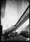 1970 - Interior & Exterior of No 6 South Leinster Street. D556.