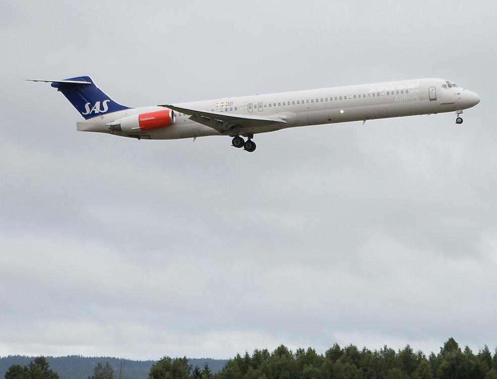 SAS BOING MD-80