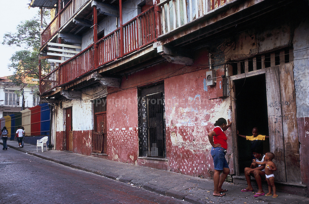 CASCO VIEJO, QUARTIER SAN FELIPE, PANAMA CIUDAD, PANAMA