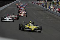 Ed Carpenter, Indianapolis 500, Indianapolis Motor Speedway, Indianapolis, IN USA 5/29/2011