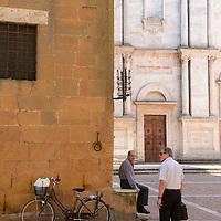 Pienza,Tuscany, Italy, Europe