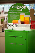 Pharmacy Drug Take back program