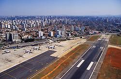 Sao Paulo; Sao Paulo; Brasil. .Aeroporto de Congonhas./ Congonhas Airport..Foto © Marcos Issa/Argosfoto