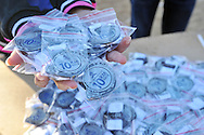 BELLVILLE, SOUTH AFRICA - Wednesday 3 December 2014, Medals during the Metropolitan 10km road race outside the Parc Du Cap head office in Bellville.<br /> Photo by IMAGE SA / Roger Sedres