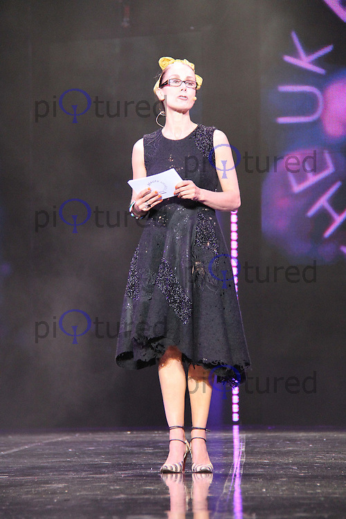 Caryn Franklin Clothes Show London UK Beauty Awards , Earls Court Exhibition Centre, London, UK, 25 June 2010:  For piQtured Sales contact: Ian@Piqtured.com +44(0)791 626 2580 (Picture by Richard Goldschmidt/Piqtured)