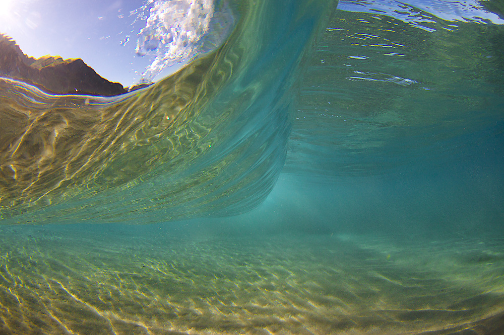 waves photo,