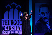 1 November 2010- New York, New York- Patti Labelle performs at The 23rd Annual Thurgood Marshall College Fund Awards Dinner held at The Sheraton NY Hotel & Towers on November 1, 2010 in New York City.Photo Credit: Terrence Jennings