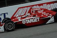 Scott Dixon, Sun Trust Indy Challenge, Richmond International Raceway, 7/12/2009