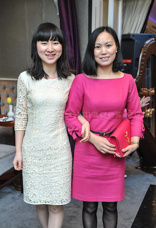 REPRO FREE<br /> Jing Cao and Cilan Loone from Kilbrittan pictured at the Irish Fashion Design Showcase organised by frock advisor and Wear We Wander at the Blue Haven Hotel in Kinsale.<br /> Picture. John Allen<br /> <br /> For immediate release - Contact &amp; Enquiries for further details Bronwyn Connolly 0894389844<br /> <br /> Frockadvisor, Ireland's only Fashion app supporting independent boutiques and designers teamed up with online Ethical Fashion Boutique, Wear we Wander, to showcase and celebrate the very best in Irish Fashion Design in the stunning setting of Aperitif at The Blue Haven, Kinsale. Guests previewed SS16 Collections from well known Irish Designers including Alice Halliday, Charlotte &amp; Jane, Wear we Wander, Celtic Fusion, Mamukko,&amp;  Helle Helsner. While indulging Handmade Irish Chocolate, Wine and Tapas, all while listening to the haunting sounds of the Harp. Guests were truly immersed in the very fantastic display of Irish Design &amp; Fashion. <br /> <br /> frockadvisor is the brain child of Fashion Gurus Brendan Courtney and Sonya Lennon, who between them have many industry years under their beautifully crafted belts. Their careers have included TV broadcasting, styling, journalism and designing.<br /> Using all that knowledge, they developed frockadvisor, through a deep understanding of the industry and a clear sense of what the customer wants. Independent retailers, designers and their customers love each other and are driven by a common search for something different. Fashion is magic and the experience of being advised and assisted by people who you respect and trust is much more beautiful than simply pressing &lsquo;buy it now&rsquo;. frockadvisor is pioneering a new kind of customer experience and providing boutique and designers an opportunity to connect with fashion lovers on a whole new level. <br /> <br /> frockadvisor is delighted be involved with anything that promotes beautiful things produced and sold by beautiful people. Bronwyn is an inspiration, bringing together the bright stars of Irish Design in the b