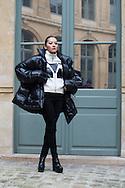 Tina Leung at Paris Couture SS2017