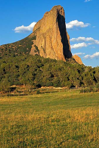 Needle Rock, Crawford, Colorado