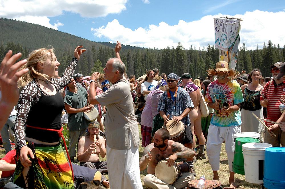 Rainbow Gathering Colorado 2006