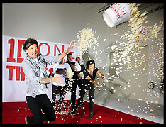 AUG 19 2013 One Direction film premiere launch