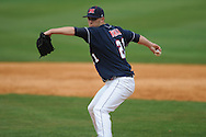 Mississippi's Trent Rothlin vs. Austin Peay at Oxford-University Stadium on Wednesday, March 10, 2010 in Oxford, Miss.