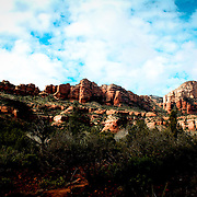 hiking in Sedona, Arizona