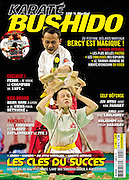 Cover.Karateé Bushido Magazine.May Issue 2011.France