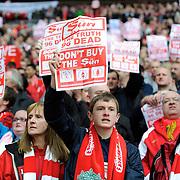 FA Cup Semi Final - Liverpool v Everton