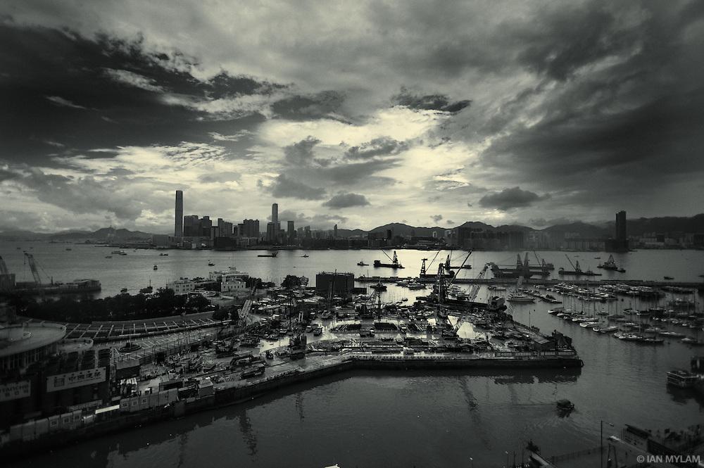 Towards Kowloon - Hong Kong, China