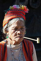 The Kalingas are the indigenous people of the Kalinga area of the Cordilleras, the Philippines. Among the Kalingas there is a strong sense of tribal membership and filial loyalty results in frequent tribal unrest and theoccasional outright war with neigbhoring tribes. Due to the mountainous terrain and warrior culture of the people, the Kalingas have been able to maintain their culture despite the occupation of the Spanish, Japanese and Americans.