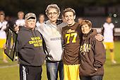 Rowan Men's Soccer Senior Night