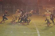 Lafayette High's D.K. Buford (2) vs. Shannon in Shannon, Miss. on Friday, September 20, 2013. Lafayette High won.