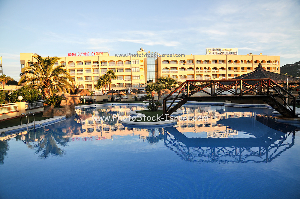 Olympic Garden Hotel Lloret de Mar, Costa Brava, Girona, Spain