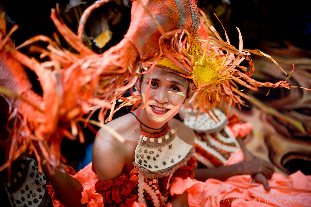 Every January Filipino and foreign tourist come to the town of Iloilo (the Philippines, Panay Island) to attend Dinagyang, one of the most amazing festivals in the country and to admire the fabulous attires of the participants, colorful parades and breathtaking dances.