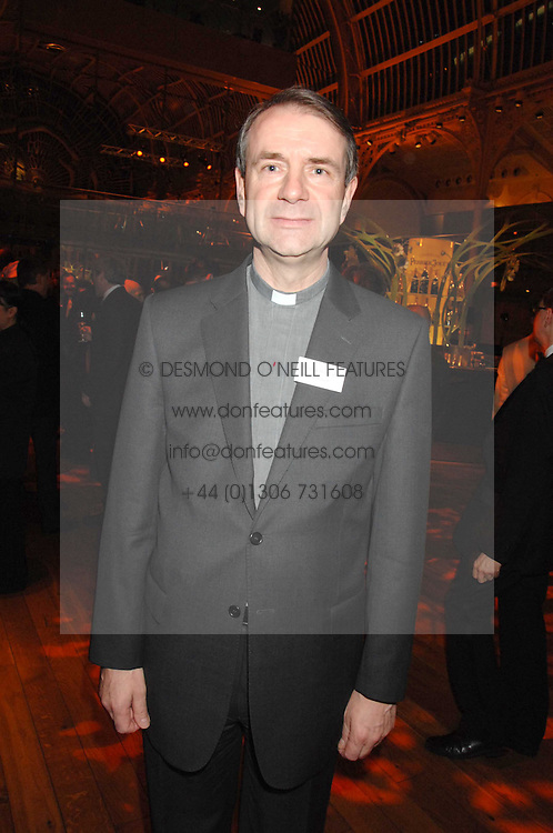 ABBOT CHRISTOPHER JAMISON at the Orion Authors Party held at the Royal Opera House, Covent Garden, London on 11th February 2008.<br /><br />NON EXCLUSIVE - WORLD RIGHTS