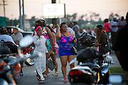 Black Bike Week Myrtle Beach, South Carolina, USA