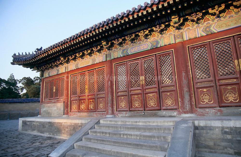 TEMPLE DU CIEL, PEKIN, CHINE