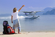 Island Hopping by float plane, Thailand
