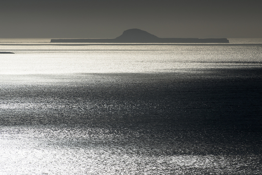 The Atlantic, looking toward the Treshnish islands, Scotland