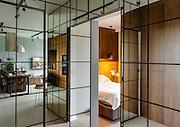 Warsaw Poland . Praga district apartment interior professional photography by Piotr Gesicki