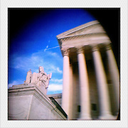 The US Supreme Court is shown Wednesday, January 25, 2012, in Washington, DC...Photo by Khue Bui