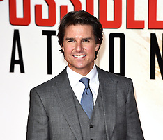 25 JULY 2015 Mission Impossible: Rogue Nation Exclusive Screening