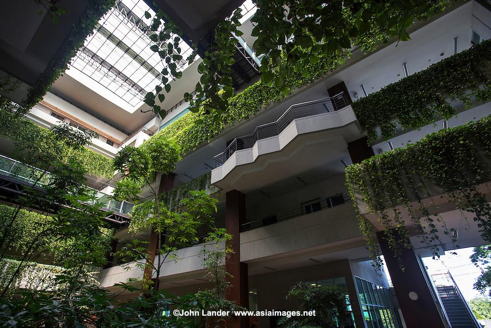 Vertical Gardens Buildings Vertical Garden Green Wall at