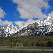 South Grand Tetons, WY