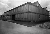 1964 - Sisk's new offices and premises at Naas Road, Clondalkin