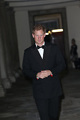 OCT 16 2014 Prince Harry at WellChild gala