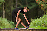 Runner, Countesswells and Foggieton, Aberdeenshire and Moray District, Forestry Commission Scotland