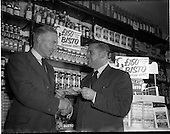 1955 - Cerebos special presentation for Bisto competition winner at Monaghan
