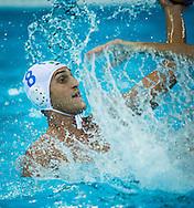 GALLO Valentino ITA.Italy Vs. Australia .Water Polo men preliminary Round.London 2012 Olympics - Olimpiadi Londra 2012.day 03 July 29.Photo G.Scala/Deepbluemedia.eu/Insidefoto