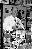 1964 Mr. Martin at Martis Cash Stores in Doneybrook