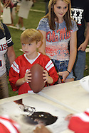Meet The Rebels in Oxford, Miss. on Saturday, August 18, 2012.
