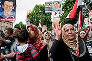 End Egyptian Bloodshed: Morsi supporters in London