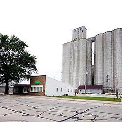 Grain Co-Op, Tuscola, IL.