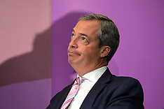 MAY 08 2014 Nigel Farage Launches UKIPs Local Election Campaign