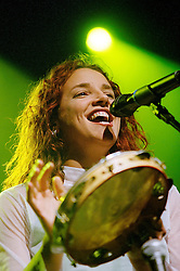 Sao Paulo, SP, Brasil    24/Marco/2000.Show de Ana Carolina no Tom Brasil em SP./Ana Carolina concert at Tom Brasil in SP..Foto Marcos Issa/Argosfoto