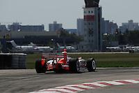 Helio Castroneves, Rexall Edmonton Indy, Edmonton Alberta, Canada, Indy Car Series